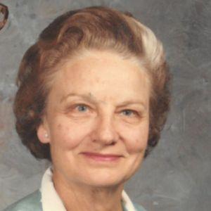 Evelyn Lancaster Vickey