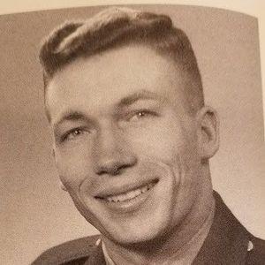 Lt. Col. J.C. Spivey, Jr, US Army Ret