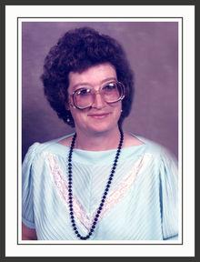 Barbara Elizabeth McKennon Dunn Brooks