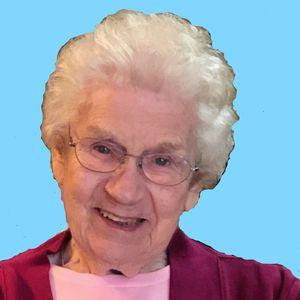 Betty Johnson Harrison Obituary Photo