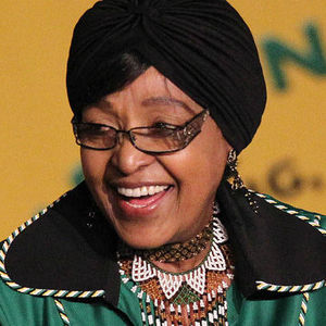 Winnie  Mandela Obituary Photo