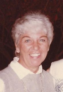 Anne (Meehan) Adams