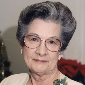 Jean  Maxey Melton Obituary Photo