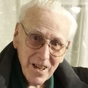 """John M. """"Jack"""" Ahern Obituary Photo"""