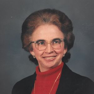 Mary Anne McAlister