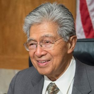 Daniel Akaka Obituary Photo