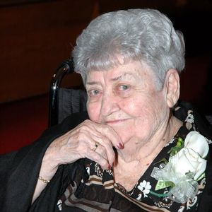 Lillian (Gagnon) Creeden Obituary Photo