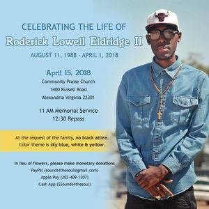 Roderick L. Eldridge II