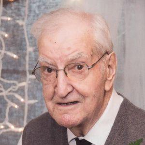 Clarence A. Bertram Obituary Photo