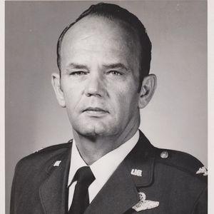 Col. Sidney Eugene Moody, USAF (Retired)