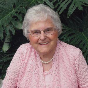 Mildred Vander Beek Obituary Photo