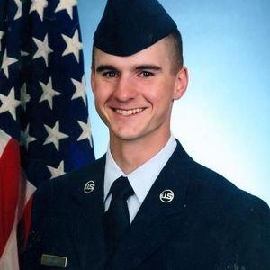 SrA Kenneth Robert Huggins, USAF