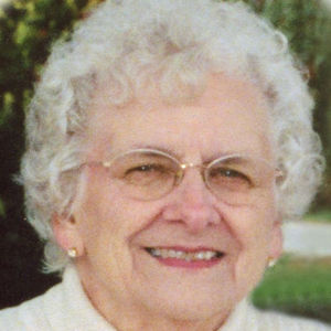 Evelyn Bosch Obituary Photo