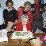 Mother's 80th birthday 1994