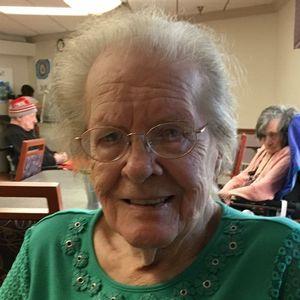 Velma Mae Thomson Obituary Photo