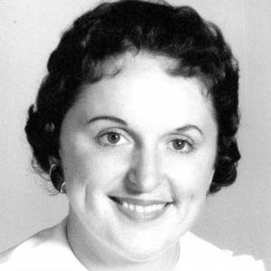 Mrs Sue Clifford Chaney
