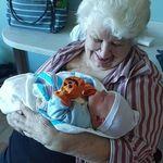 Great Grandma & Devin