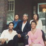 Anita, Karen, Paul, Angie, Stephanie Easter Sunday 2002
