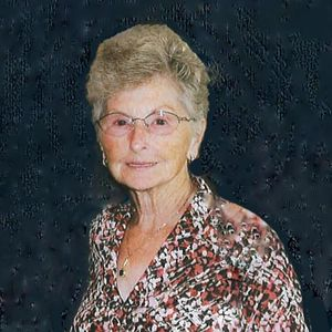 Ruth Evelyn Prater Obituary Photo