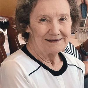 Doris Warburton Obituary Photo