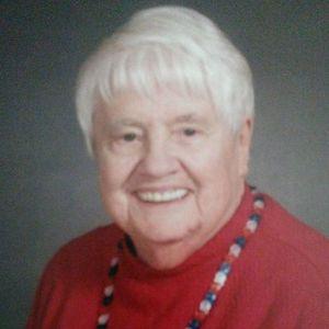 Mrs. Berna Mae Reinewald Obituary Photo