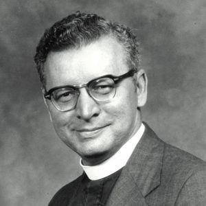 Rev. John Heyer