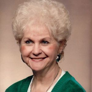 Alta M. Huber Obituary Photo