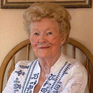 "Mrs. Margaret Elizabeth ""Betty"" Falcone"