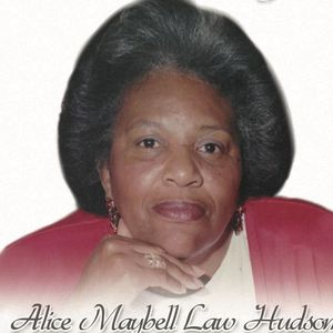 Alice Maybell Law Hudson