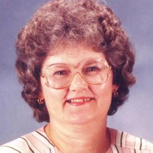 Betty Ann Myers