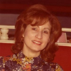 Francesca Mary Tavana Obituary Photo