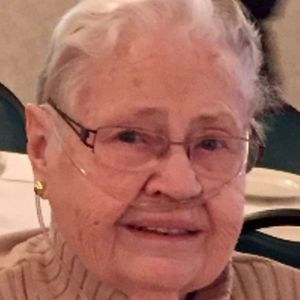 Betty A. (Bergeson) Bernard