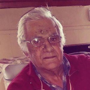 Manuel DeMelo Obituary Photo