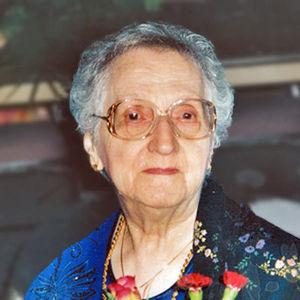 Josephine Manzo Obituary Photo