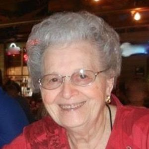 Mrs. Shirley  Helen Bauernfeind