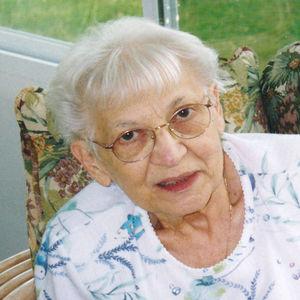 Blanche R.  (nee Sfida) Verna Obituary Photo