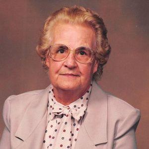 Yvette Lillian (Fradette) Lamontagne