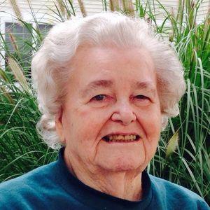 Jeanne Frances (Tucker) Eagles Obituary Photo