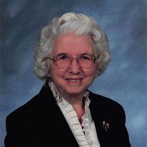 Gladys Shepherd Baker Obituary Photo