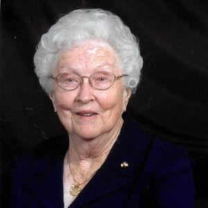 Mrs. Georgia Ann Rivard