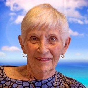 Ina (Kaplan) Benjamin Obituary Photo