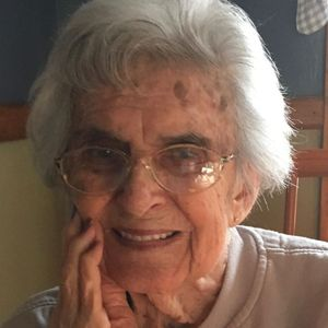 Pauline L. (Comtois)  Thibault Obituary Photo