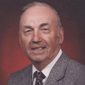 "Vernon A. ""Vern"" Jacobs Obituary Photo"