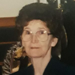 Ruth Vickers Bradley Obituary Photo