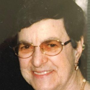 "Magdalene ""Maggie"" Covey Obituary Photo"
