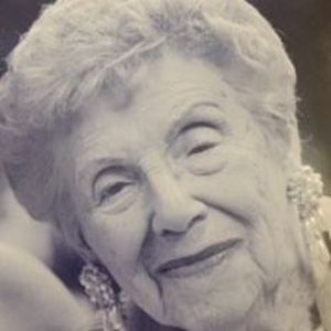 Lillian Topal Obituary Photo