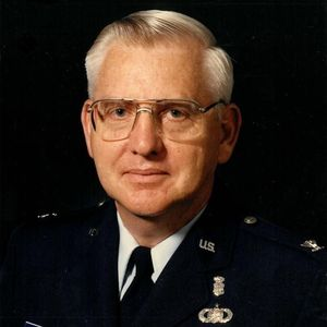 Col. Graden James Casto (USAF, Ret.)