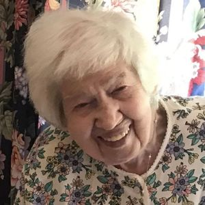 """Mrs. Margery A. """"Midge"""" (McCarthy) Anderson Obituary Photo"""