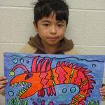 John 2nd grade