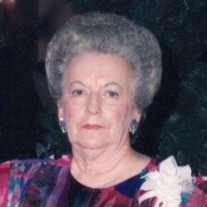 Burnie Mae Barrilleaux